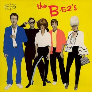 the B-52's first album