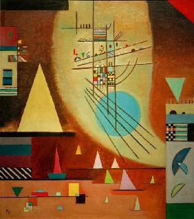 W.Kandinsky, Verstummen